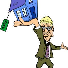 Агент по недвижимости — риэлтор